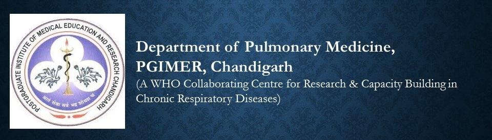 Department of Pulmonary Medicine, PGIMER, Chandigarh
