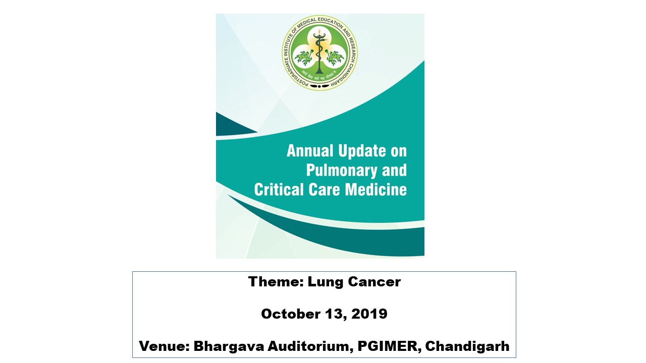 Annual Pulmonary Update 2019
